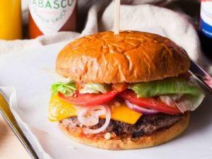 бургер житомир